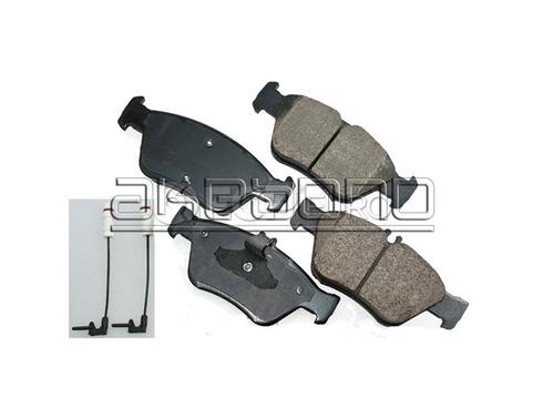 Mercedes Brake Pad Set Front (C-Class SLK) - Akebono 004420022041