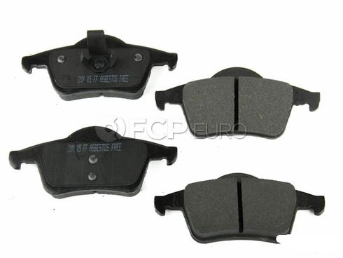 Volvo Brake Pad Set Rear (S60 V70 XC70 S80) - Meyle 30648382
