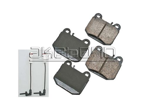 Mercedes Brake Pad Set (ML) - Akebono 1634201120