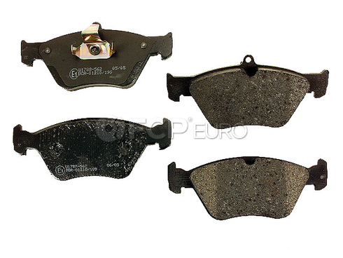Saab Brake Pad Set (900) - Pagid D900P