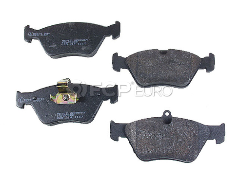 Saab Brake Pad Set (900) - Meyle D900SM