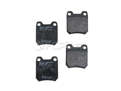 Saab Brake Pads Rear (9-3) - Meyle D903SM