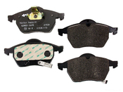 Saab Brake Pad Set (900 9-3 9-5) - Textar D906T