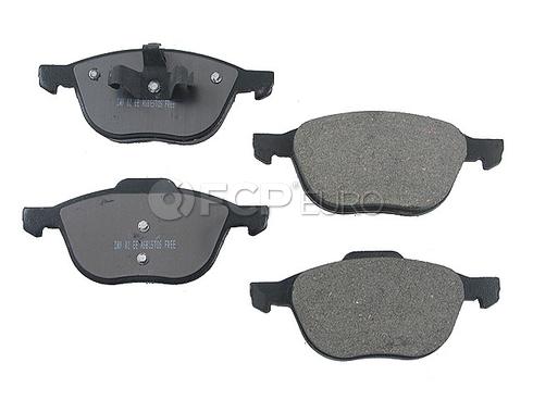 """Volvo Brake Pad Set Front 11.81"""" (C30 S40 V50 C70) - Meyle 30793618"""