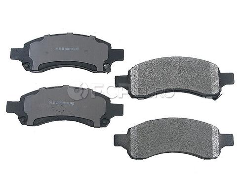 Saab Brake Pad Set (9-7x) - Meyle D91169SM