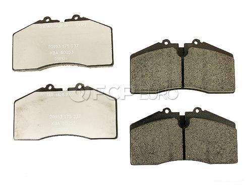Porsche Brake Pad Set (911 928 944 968) - Textar D939T