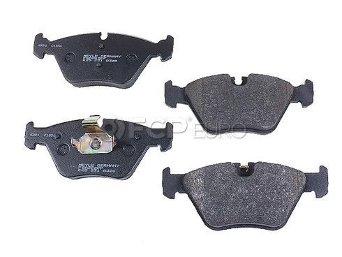 BMW Brake Pad Set (X3) - Meyle D946SM