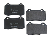 Volvo Brake Pad Set - Textar 2138102