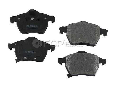 Saab Brake Pad Set (900 9-3 9-5) - Meyle D9819SM