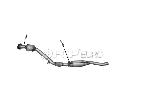 Audi Catalytic Converter (A4 Quattro A4) - DEC AU1378