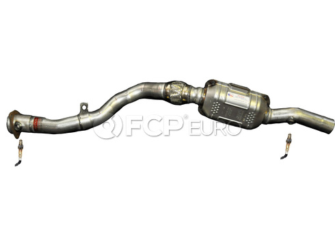 Audi Catalytic Converter (A6 Quattro) - DEC AU71368D