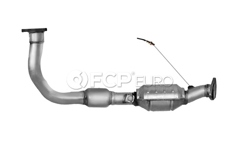 Audi Catalytic Converter Left (Cabriolet) - DEC AU81349