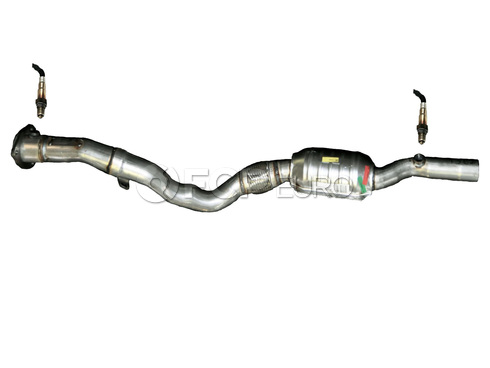 Audi Catalytic Converter Left (A6 Quattro) - DEC AU91368D