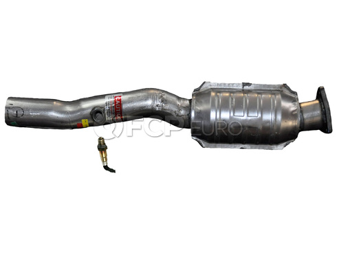 Audi Catalytic Converter Left (A8 Quattro) - DEC AU91371D