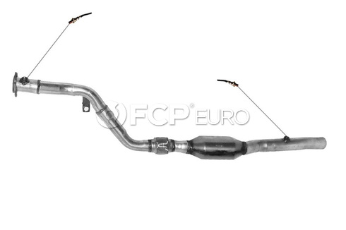 Audi Catalytic Converter Right (A8 Quattro) - DEC AU91371P