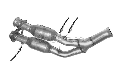 Jaguar Catalytic Converter (XJR) - DEC JAG1932