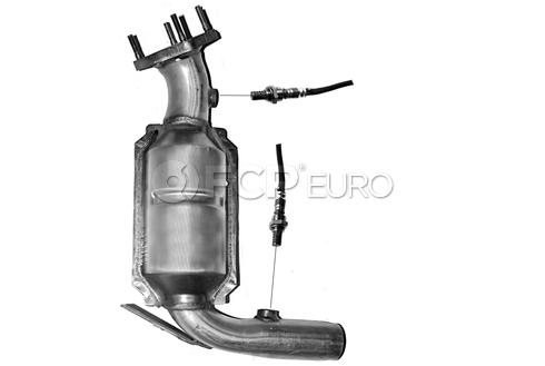 Jaguar Catalytic Converter (XK8 XJ8) - DEC JAG1961P