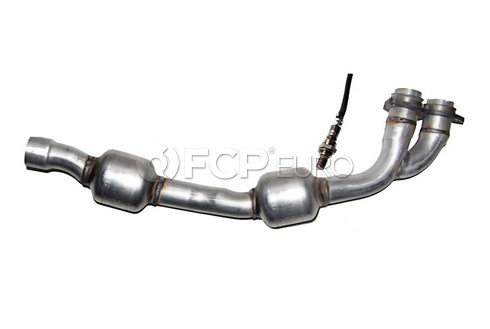 Jaguar Catalytic Converter Front Right (XJS) - DEC JAG81920