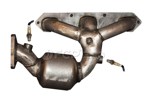 Porsche Catalytic Converter (Boxster) - DEC PO2618A