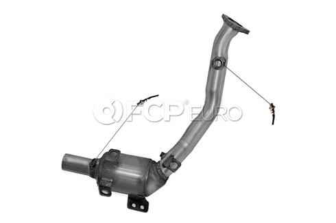 Porsche Catalytic Converter (Boxster) - DEC PO2618D