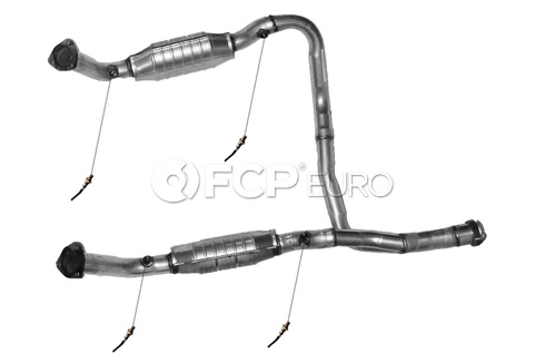 Land Rover Catalytic Converter (Range Rover) - DEC ROV1109A
