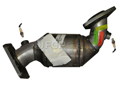 Saab Catalytic Converter (9-3) - DEC SA2951