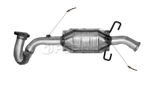 Saab Catalytic Converter (900 9-3) - DEC SA72910A