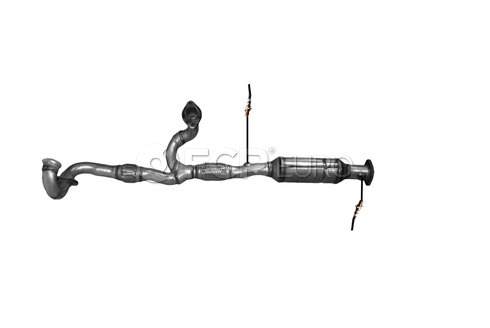 Saab Catalytic Converter (9-5) - DEC SA72931