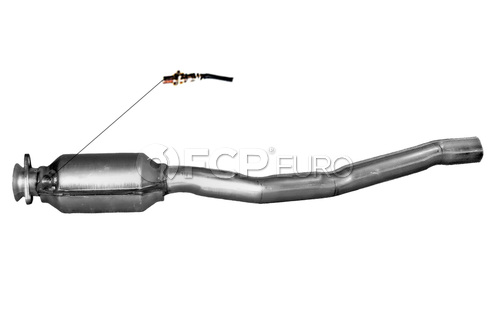 Volvo Catalytic Converter (240) - DEC VO3522