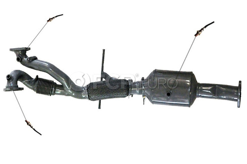 Volvo Catalytic Converter (XC90) - DEC VO3599