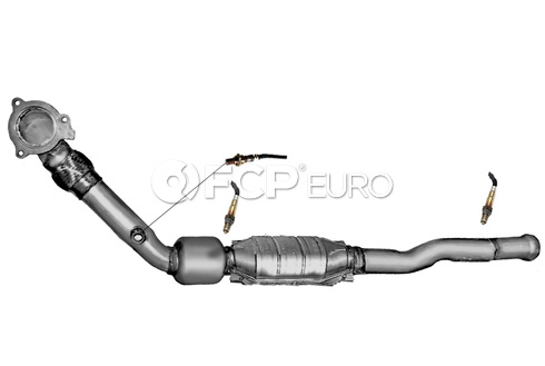 Volvo Catalytic Converter (C70 S70 V70) - DEC VO73542