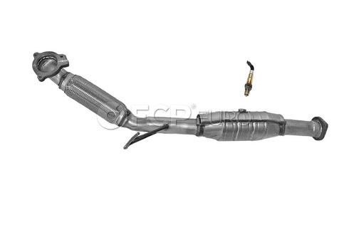 Volvo Catalytic Converter (V70 S60 XC70 XC90) - DEC VO73581