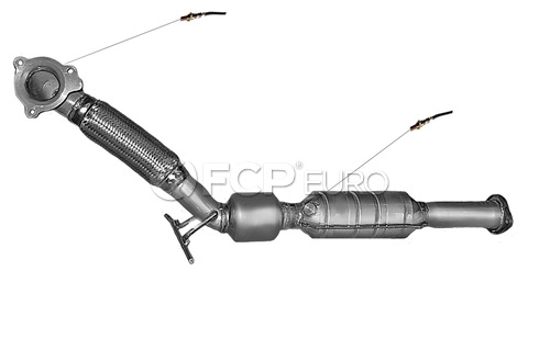 Volvo Catalytic Converter (V70 S60) - DEC 8603088