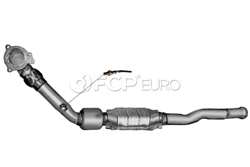Volvo Catalytic Converter (C70 S70 V70) - DEC VO93542