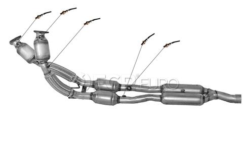 VW Catalytic Converter (Passat) - DEC VW3471
