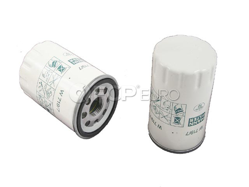 Jaguar Engine Oil Filter - Mann W719/7