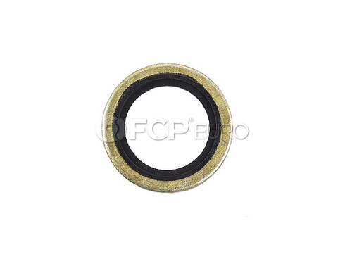 Jaguar Oil Drain Plug Gasket (Vanden Plas XJ6 XJR XJS) - Qualiseal EBC009044
