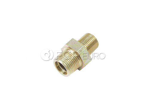 Land Rover Auto Trans Oil Cooler Line Connector (Defender 90 Discovery Range Rover) - Genuine Rover ESR1262