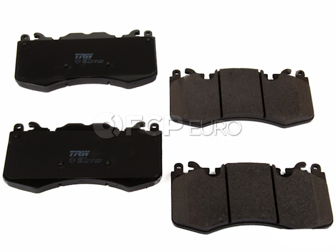 Land Rover Disc Brake Pad Front (Range Rover Range Rover Sport) - TRW GDB1834