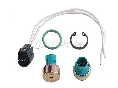 Jaguar A/C High Side Pressure Switch - Four Seasons JLM001043