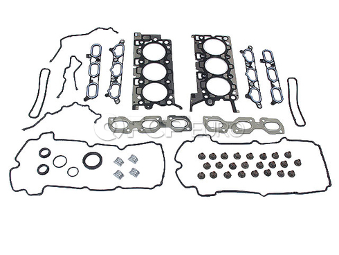 Jaguar Cylinder Head Gasket Set (S-Type) - Genuine Jaguar JLM020870