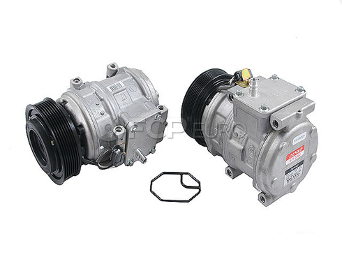 Land Rover A/C Compressor (Discovery Range Rover) - Denso JPB101330