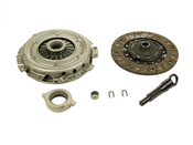 VW Clutch Kit - Amortex KF19301