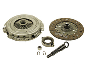 VW Clutch Kit (Beetle Fastback Transporter) - Amortex KF19302