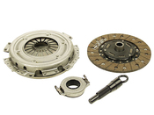 VW Clutch Kit - Amortex KF22401