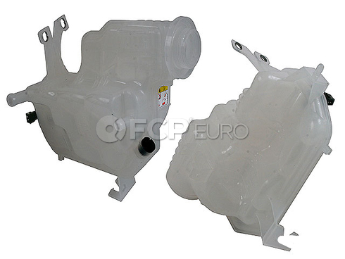 Land Rover Engine Coolant Recovery Tank - Genuine Rover LR013663