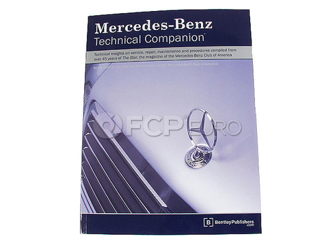 Mercedes Benz Bentley Technical Companion (1946-2005) - Bentley GMCC