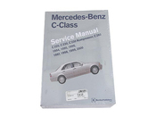Mercedes Repair Manual - Robert Bentley MB800W202
