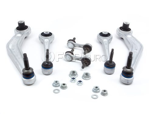 BMW 6-Piece Control Arm Kit (E39) - E39KITMY