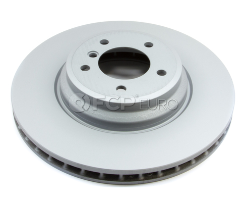 BMW Brake Disc - Zimmermann 34116855000